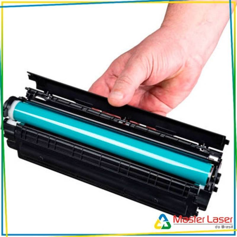 Toner Laser Colorida